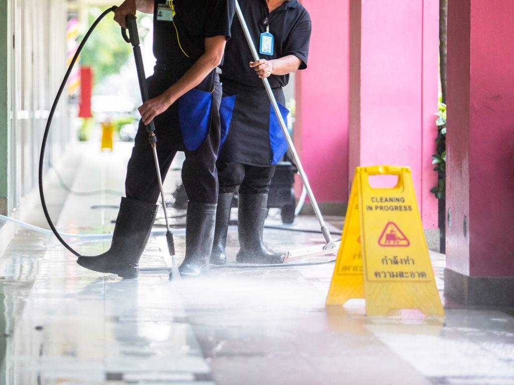 professional pressure washing services Augusta, GA
